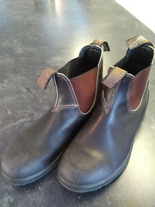 Blundstones brown great condition 60.00 o.b.o.