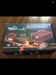 Electronic Ballast BRAND NEW in box