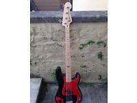 Fender Squier Pete Wentz Signature Precision Bass