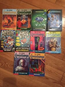 Children's chapter books lot