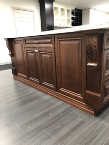 25% off all Kitchen Cabinets and Countertops