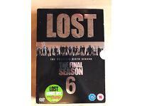 Lost Series 6 DVD box set