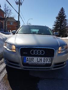2006 Audi A4 2.0T Quattrro, Sports