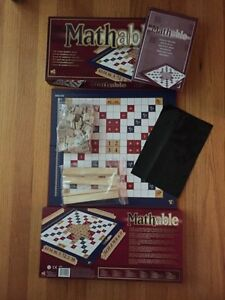 Board Game Mathable