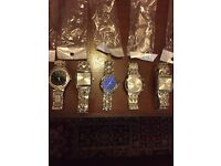 Men's watches £10 each or all for £40 job lot