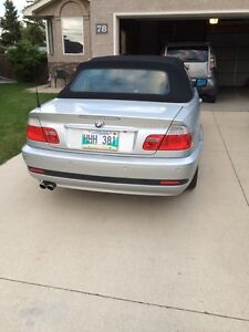 BMW 330 CI 2005 convertible