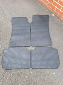 Ford sierra cosworth rs500 ford rubber mats rare brand new xr4i ghia