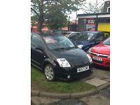 Citroen c2 in excellent condition mot .drives well part ex welcome