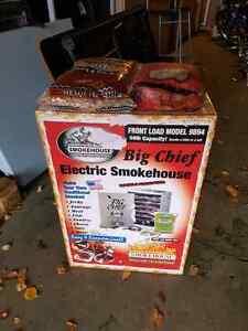 Big chief electric smokehouse