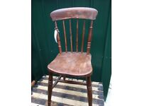 Country house. Chair