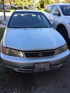Acura 1.6 EL For A Quick Sale