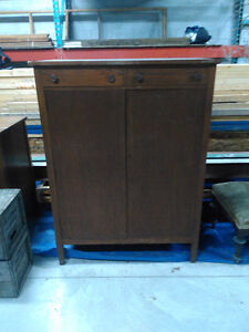 Antique Wardrobe (North American Furniture Company)