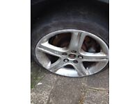 Lexus alloy wheel 17 inch 114.3 98-05 is 200 is300 toyota wheels sets available can post