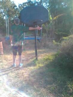 Basketball hoop for little kids