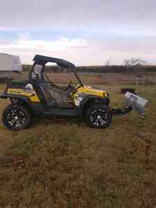 2011 RZR 800 for sale of trade for 4x4 quad