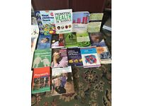 Childcare and education course books