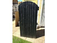 Garden Gate Solid Wood