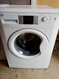 A+ class 8kg 1300 spin Beko washing machine