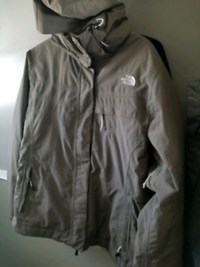EUC Womens Northface Winter Coat Sz Large