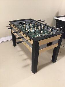 Fooseball Table - great condition