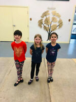 PEI Step Dance Classes- Montague and Charlottetown