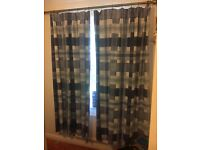 Next black out curtains