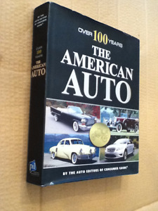 Over 100 Years The American Auto Reduced again