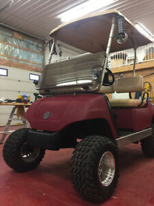 2004 Yamaha Electric Golf Cart