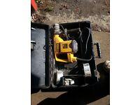 Dewalt 570 sds drill 110 v £180 ono