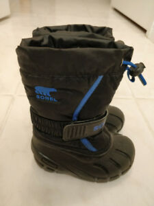 Sorel Kids Winterboots size 7 - great condition!