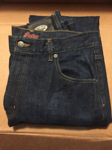 Indian Motorcycle Blue Jeans - Mens 34/32