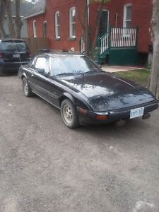 Mazda Rx7 1981 No rust Low kms only 3 owners (NEED GONE!!!)