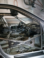 Roll cages and custom metal fabrication