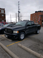 Pickup Truck and Labourer for Hire May 15-17
