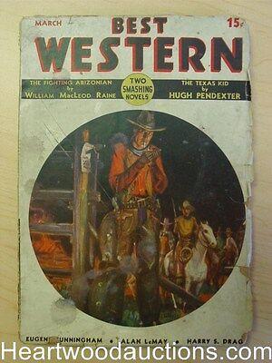 Best Western  March 1936