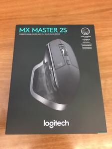 Logitech MX Master 2S Wireless Mouse - For Windows & Mac