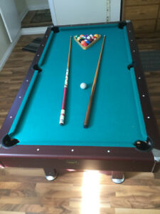 X Pool Table Buy Sell Items From Clothing To Furniture And - 3x6 pool table