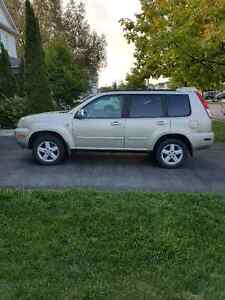 2005 Nissan X-trail gold SUV, Crossover