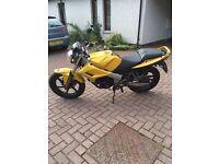 Kymco KR Naked 125cc