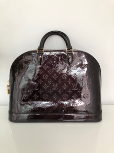 Authentic Louis Vuitton Alma PM Bag