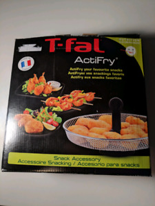 T-fal XA701150 Actifry Basket Snacking Grill Accessory