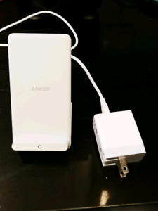 Wirelss fast charger samsung and others.