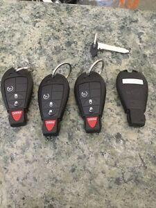 Chrysler fob new module replaced ok to 2018 model year