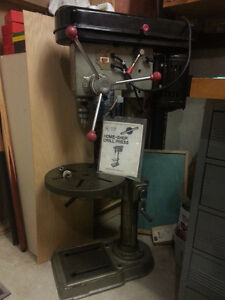 Bench Top Drill Press. For Sale or Trade