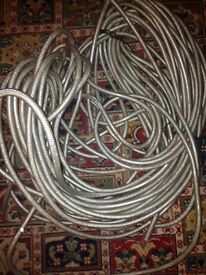15+meters of armoured 3 core cable