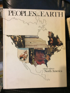 Peoples Of The Earth Encyclopedia Set