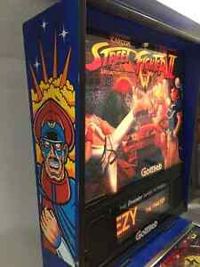 Street fighter 2. Pinball Kitchener / Waterloo Kitchener Area image 4