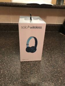 Looking to sell my Brand New Dr. Dre Solo 3 Wireless Headsets an