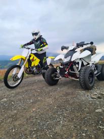 Apache RLX 450 Sport