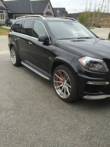 2016 Mercedes-Benz GL63 - AMG Black